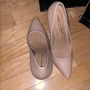 Christian sirano Nude heels